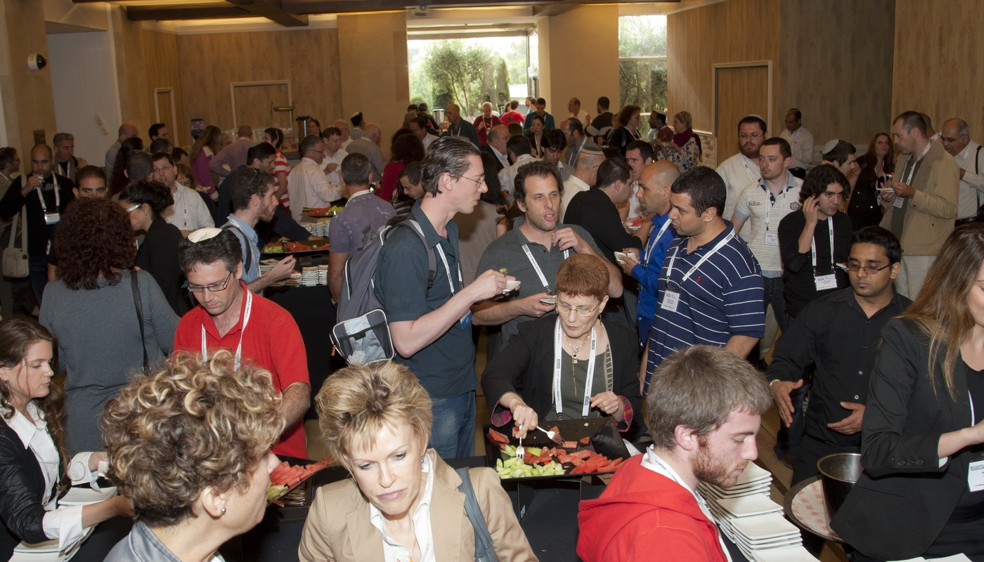 Lunch & VIP Lunch with Speakers image