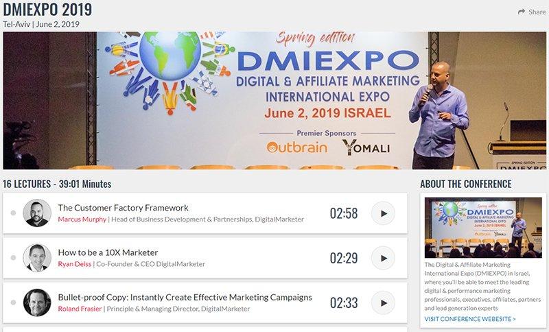 Summurai Recordings - Digital & Affiliate Marketing International Expo