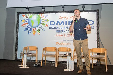 Dim Niko - Digital & Affiliate Marketing International Expo