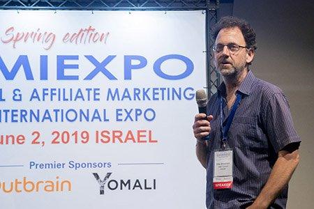 Ofer Shoshani - Digital & Affiliate Marketing International Expo