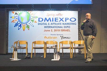 Oren Shatz - Digital & Affiliate Marketing International Expo