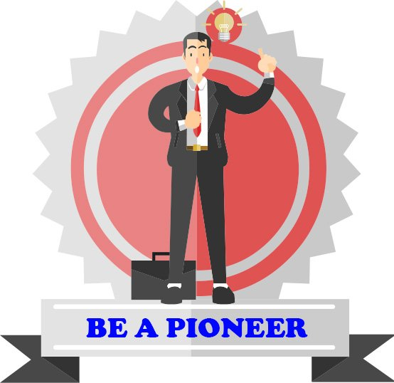 Be A Pioneer - Digital & Affiliate Marketing International Expo