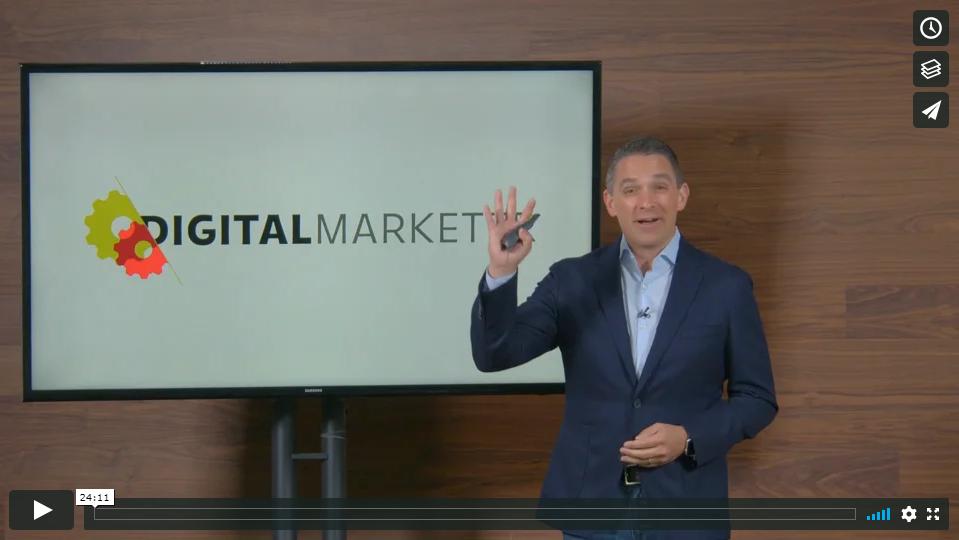 Ryan Deiss - 10x Marketer - Digital & Affiliate Marketing International Expo