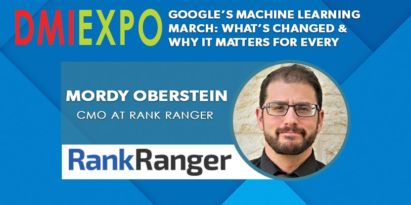 Mordy Oberstein Lecture - Digital & Affiliate Marketing International Expo