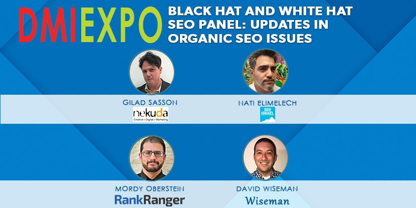 Black Hat and White Hat SEO Panel: Updates in Organic SEO Issues