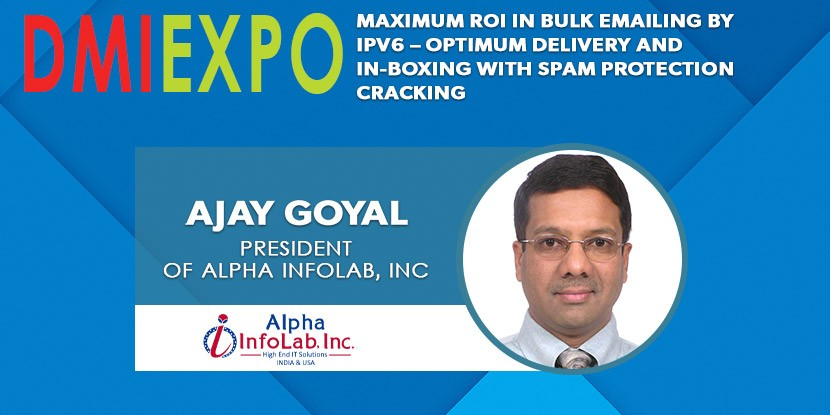 Maximum ROI in Bulk Emailing by IPv6 – Optimum delivery and in-boxing with spam protection cracking