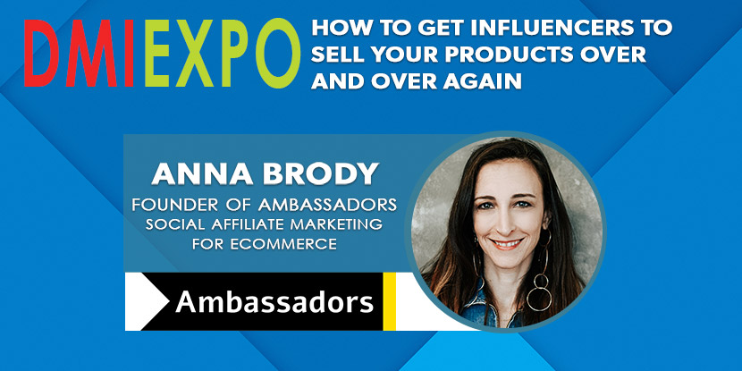 Anna Brody Lecture - Digital & Affiliate Marketing International Expo