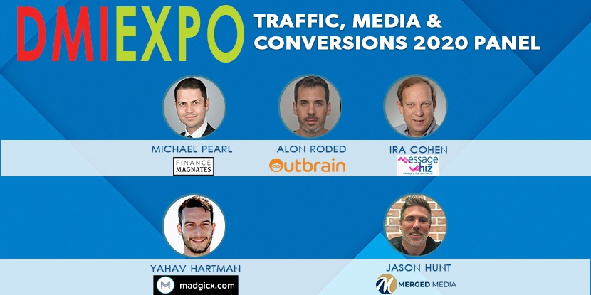 Traffic, Media & Conversions 2020 Panel - Digital & Affiliate Marketing International Expo