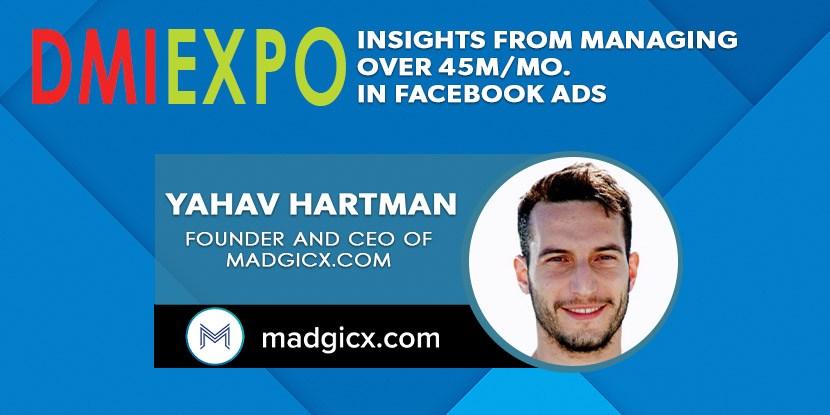 Yahav Hartman Lecture - Digital & Affiliate Marketing International Expo