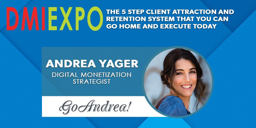 Andrea Yager Lecture - Digital & Affiliate Marketing International Expo