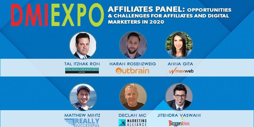 DMIEXPO Affiliate Panel - Digital & Affiliate Marketing International Expo