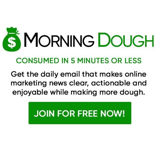 Morning Dough Newsletter